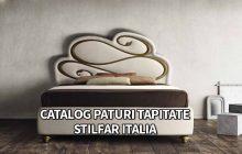 Catalog Stilfar Italia Beds - New Collection 2016, categoria paturi tapitate