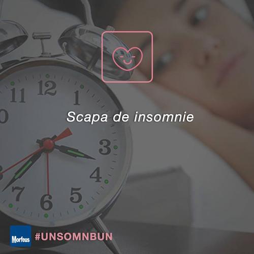 Scapă de insomnie
