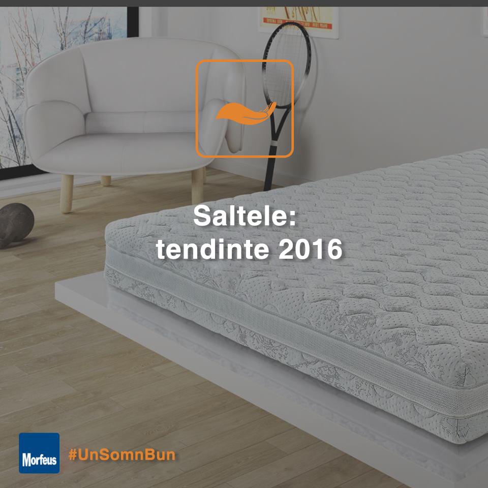 Saltele: tendințe pentru 2016